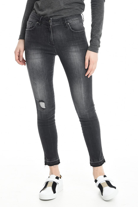Ripped skinny jeans Diffusione Tessile