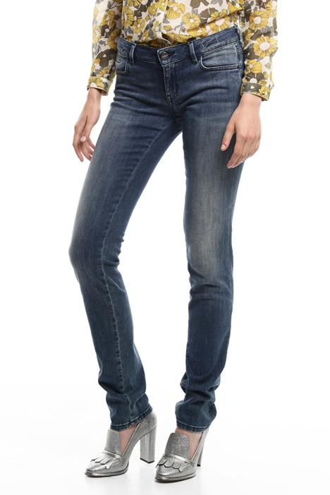 Jeans skinny cinque tasche Diffusione Tessile