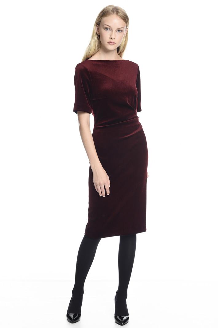 Velvet dress Diffusione Tessile