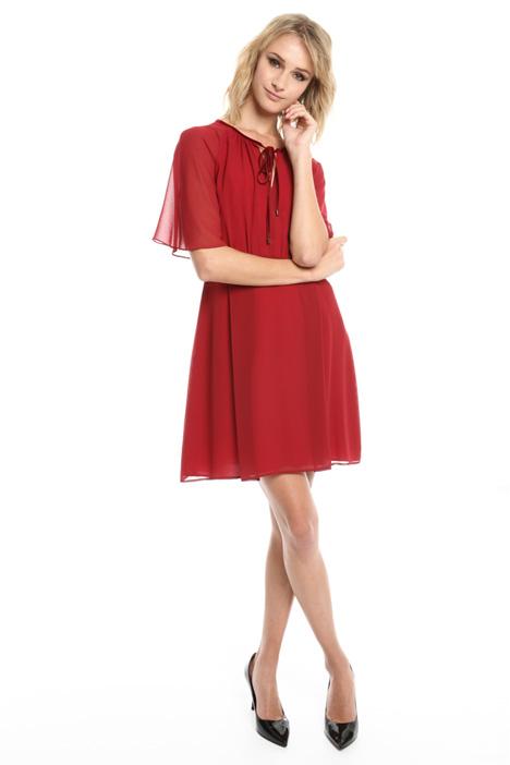Floaty georgette dress Intrend