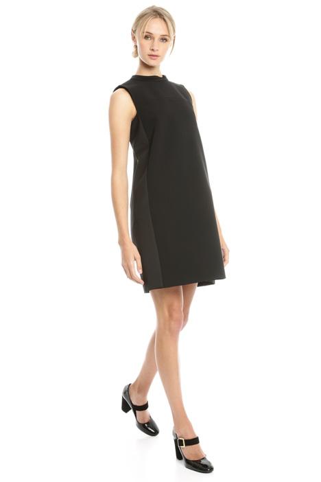 Sleeveless A-line dress Intrend
