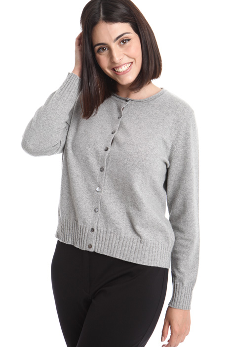 Cashmere cardigan Diffusione Tessile