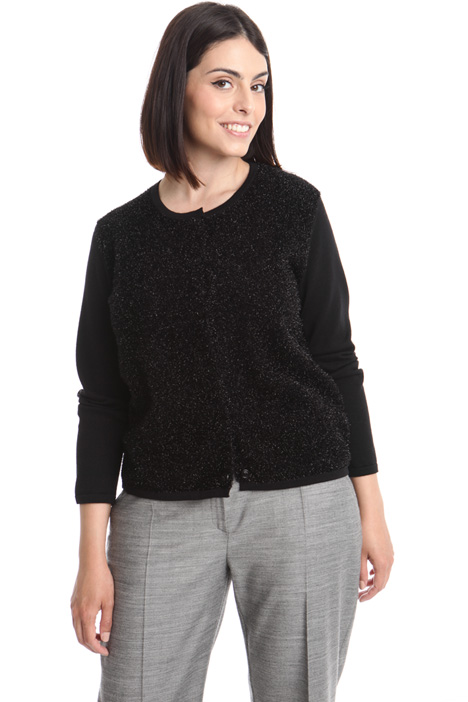 Pure wool cardigan Diffusione Tessile