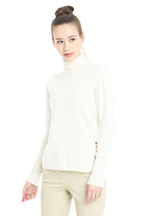 High neck sweater Diffusione Tessile