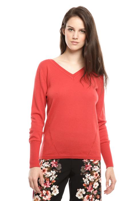 Virgin wool sweater Diffusione Tessile