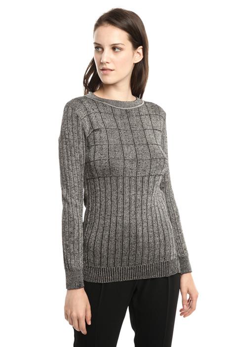 Maglia in lana lurex Diffusione Tessile