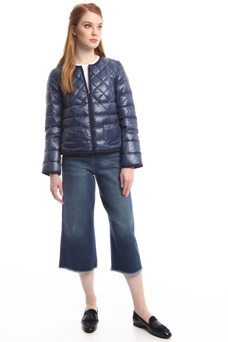 Quilted down-jacket Diffusione Tessile