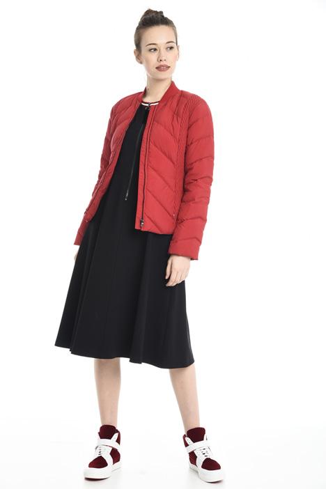 Matelassé down jacket Diffusione Tessile