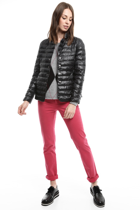 Short padded jacket Diffusione Tessile
