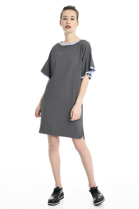 Cotton fleece dress Diffusione Tessile