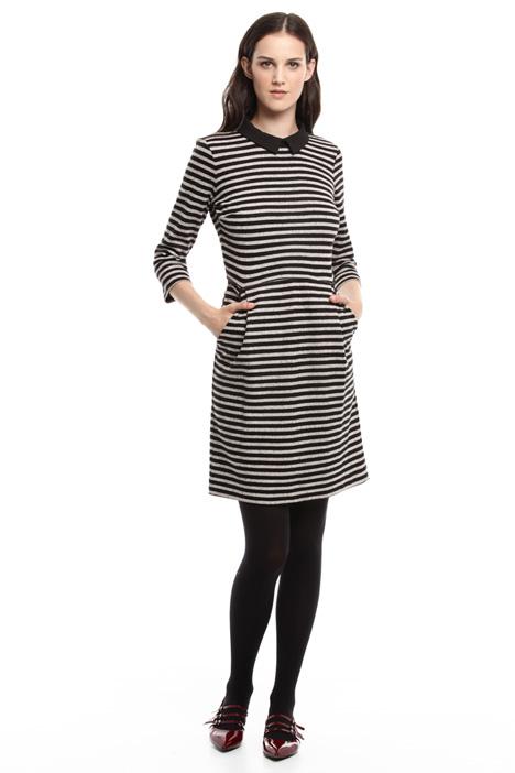 Jacquard jersey dress Diffusione Tessile
