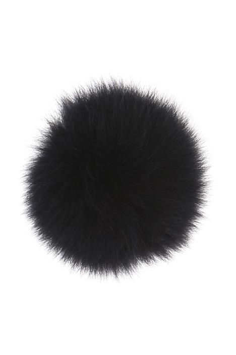 Fur brooch Intrend