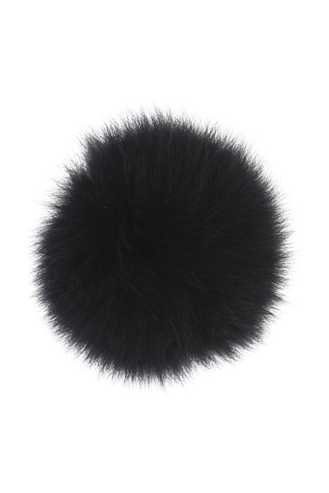 Spilla in pelliccia Diffusione Tessile