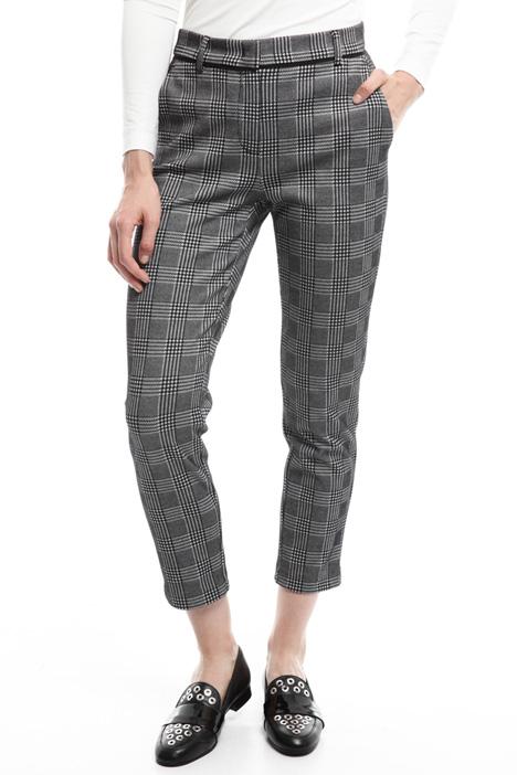 Pantalone in cotone jacquard Diffusione Tessile