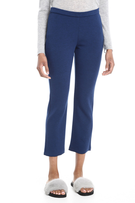 Bonded jersey trousers Diffusione Tessile