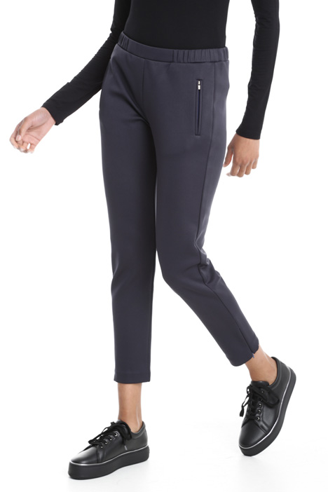 Technical fleece trousers Diffusione Tessile