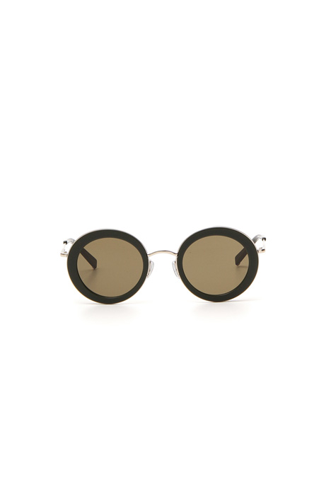 Round sunglasses Diffusione Tessile