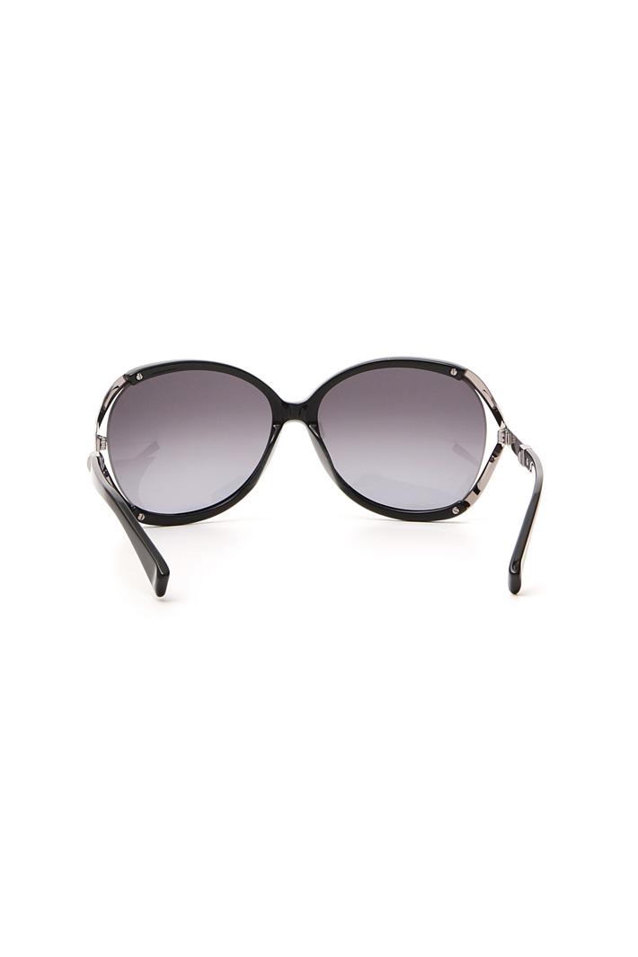 Oversized sunglasses Diffusione Tessile