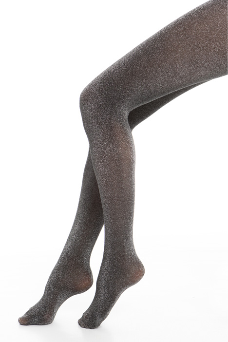 Lurex tights Diffusione Tessile