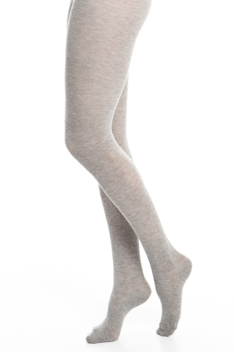 Opaque tights in wool Diffusione Tessile