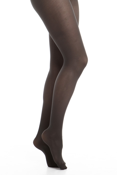 Microfibre tights with stripes Intrend