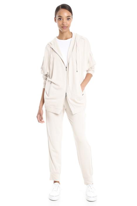 Kimono sleeves sweatshirt Diffusione Tessile