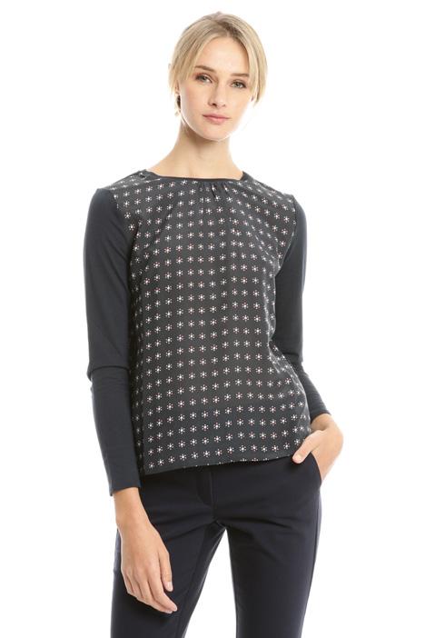 T-shirt in puro cotone Diffusione Tessile