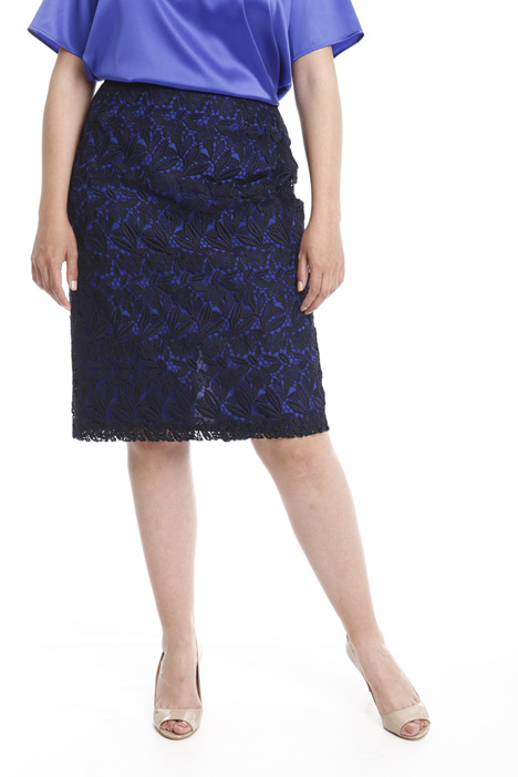 Lace macramé skirt Intrend