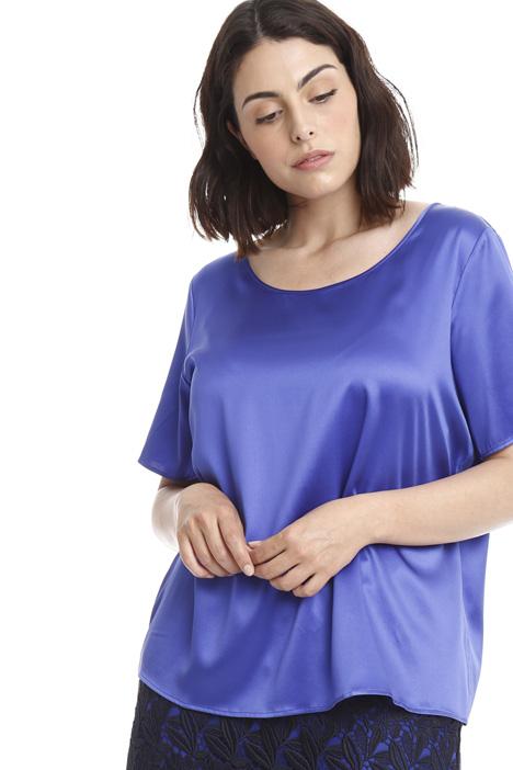 Silk blouse Diffusione Tessile