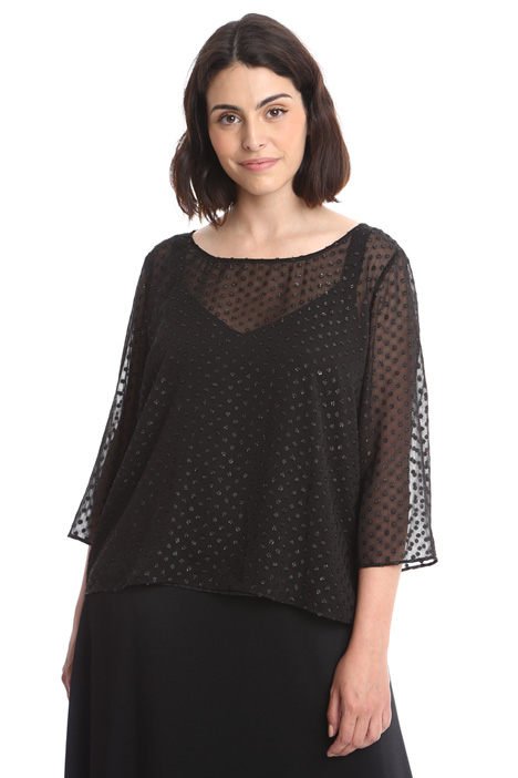 Fil coupé knit shirt Diffusione Tessile