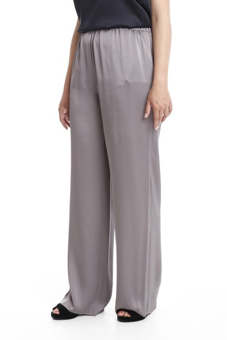 Pantalone palazzo in tessuto Diffusione Tessile