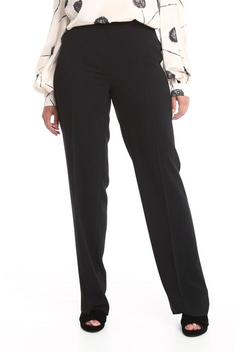 Pantalone classico in cady Diffusione Tessile