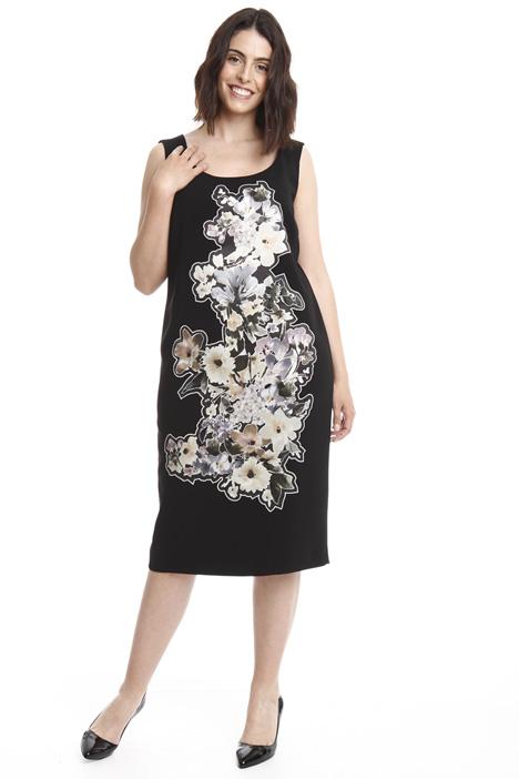 Longuette cady dress Diffusione Tessile