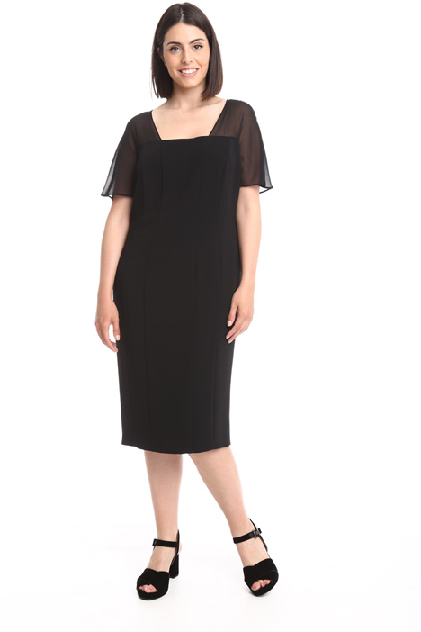Cady sheath dress Diffusione Tessile