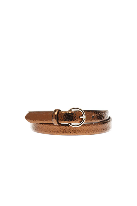 Cintura con finitura laminata  Diffusione Tessile
