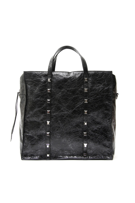 Stud shopped bag Diffusione Tessile