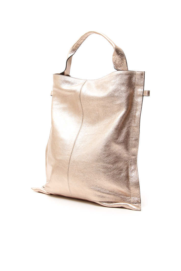 Laminated shopper bag Diffusione Tessile