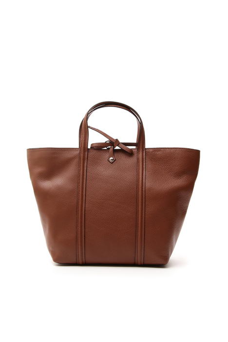 Leather handbag Intrend