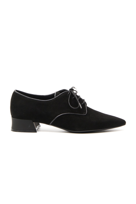 Suede laced shoes Diffusione Tessile