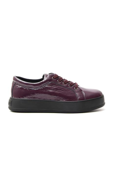 Patent leather sneakers Diffusione Tessile