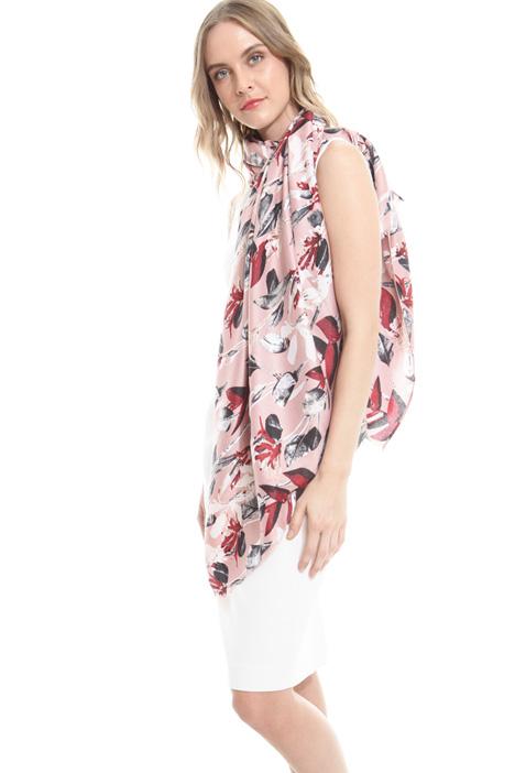 Printed scarf Diffusione Tessile