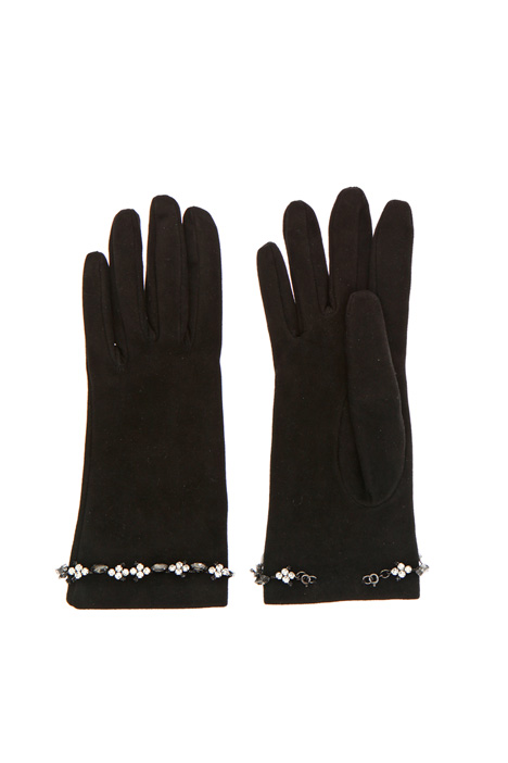 Jewel cuff gloves Diffusione Tessile