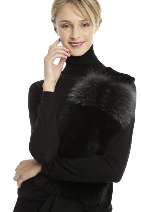 Bordo in pelliccia Diffusione Tessile