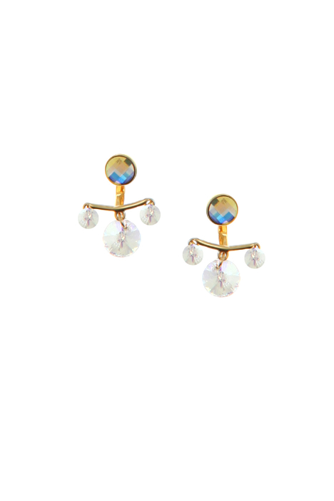 Earrings with charms Intrend