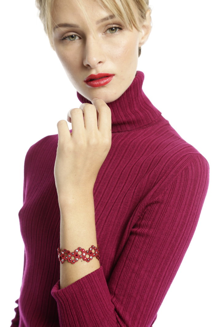 Laser-cut bracelet Intrend