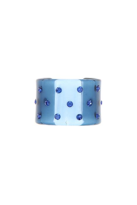 Rhinestone bracelet Diffusione Tessile