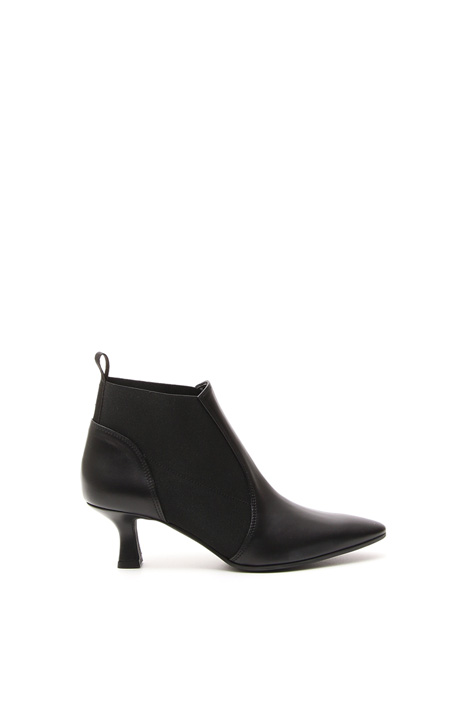 Real leather ankle-boot Diffusione Tessile