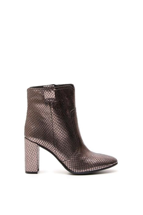 Laminated ankle-boots Diffusione Tessile