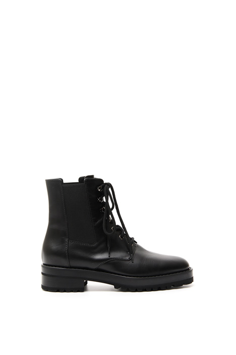 Ankle-boots with side panels Diffusione Tessile