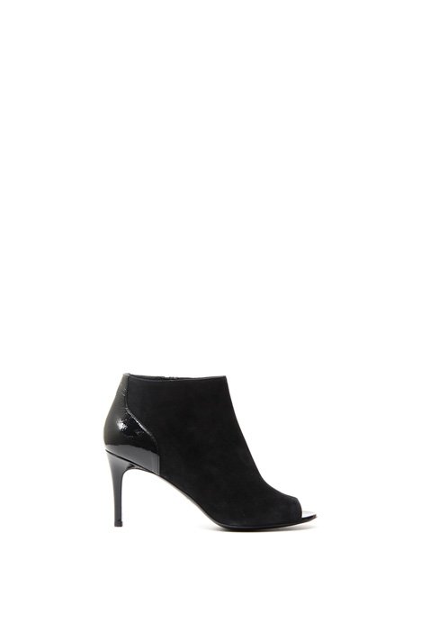 Open-toe ankle-boots Diffusione Tessile
